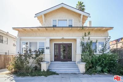 Los Angeles County Single Family Home For Sale: 107 South Rampart