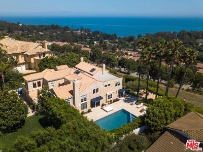Los Angeles County Single Family Home For Sale: 6328 Ramirez Mesa Drive
