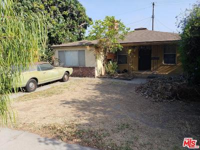 Single Family Home For Sale: 11938 Exposition