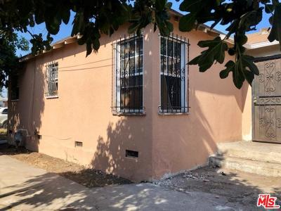 Compton Single Family Home For Sale: 840 West Arbutus Street