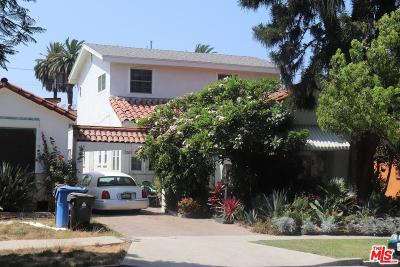 Los Angeles CA Single Family Home For Sale: $1,375,000