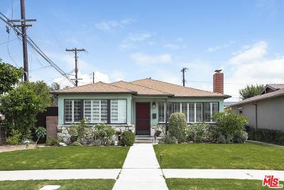 Culver City Single Family Home For Sale: 12020 Beatrice Street