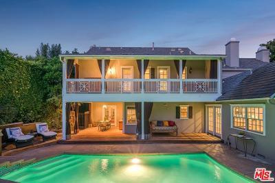 Single Family Home For Sale: 2345 Moreno Drive