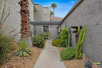 Palm Springs Condo/Townhouse For Sale: 2067 South Ramitas Way