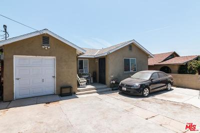 Los Angeles Single Family Home For Sale: 826 Geraghty Avenue