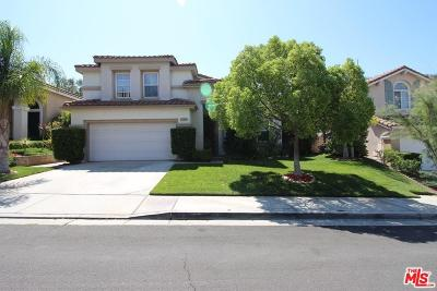 Newhall Single Family Home For Sale: 21010 Oakriver Lane
