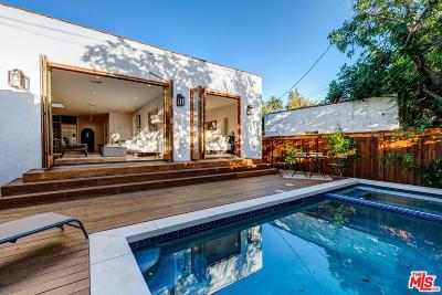 Los Angeles Single Family Home For Sale: 455 North Crescent Heights