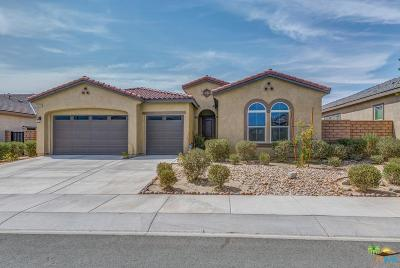 Indio Single Family Home For Sale: 43243 La Scala Way