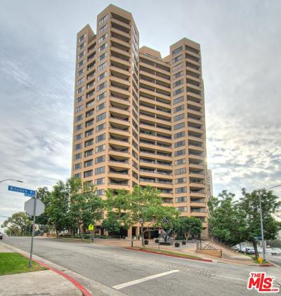 Los Angeles County Condo/Townhouse For Sale: 10430 Wilshire Boulevard #405