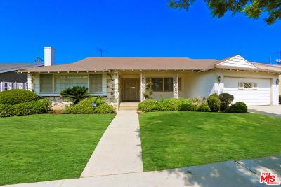 Los Angeles Single Family Home For Sale: 6015 South Chariton Avenue