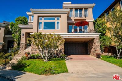 Pacific Palisades Single Family Home For Sale: 16665 Calle Brittany