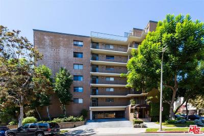 Los Angeles Condo/Townhouse For Sale: 10966 Rochester Avenue #6E