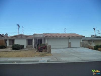 Cathedral City Single Family Home For Sale: 35120 Maria Road