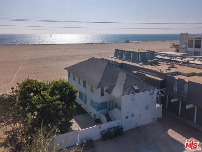 Rental For Rent: 4819 Ocean Front Walk