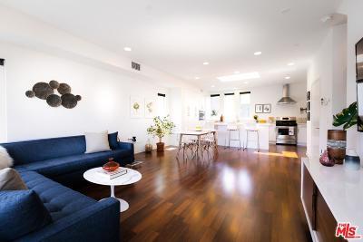 Los Angeles Condo/Townhouse For Sale: 2926 Rowena Avenue #6