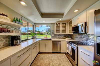Rancho Mirage Condo/Townhouse For Sale: 5 La Ronda Drive