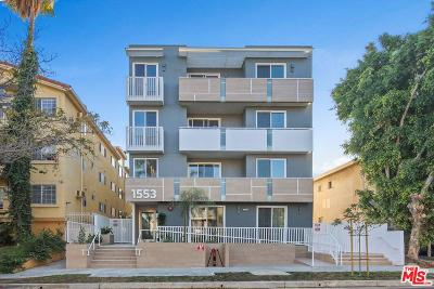 Los Angeles County Condo/Townhouse For Sale: 1553 Armacost #PH2