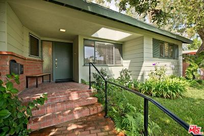Cheviot Hills/Rancho Park (C08) Single Family Home For Sale: 2715 Anchor Avenue