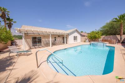 Palm Springs Single Family Home For Sale: 2312 Shannon Way