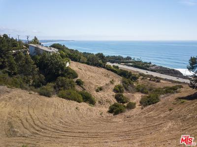 Malibu Residential Lots & Land For Sale: 4600 Via Vienta Street