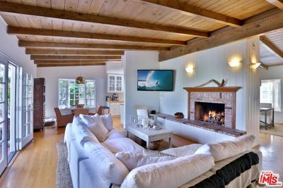 Malibu Single Family Home For Sale: 6540 Dume Drive