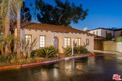 Single Family Home For Sale: 7936 Hillside Avenue