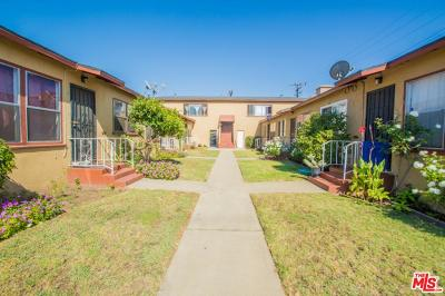 Inglewood Residential Income Pending: 1230 South Inglewood Avenue