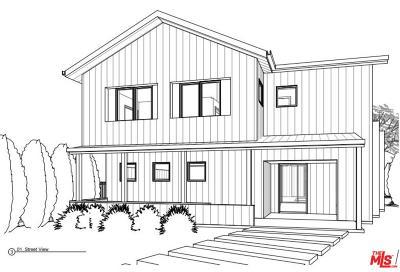 Culver City Single Family Home For Sale: 4114 Vinton Avenue