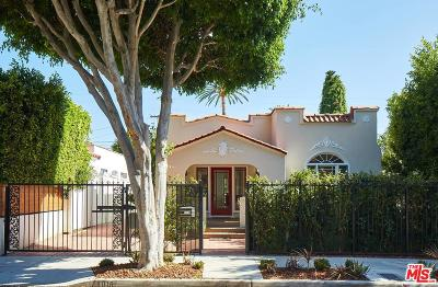 Los Angeles County Single Family Home For Sale: 9016 Lloyd Place
