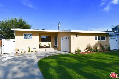 Long Beach Single Family Home For Sale: 3502 Faust Avenue