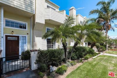 Redondo Beach Condo/Townhouse For Sale: 2301 Mathews Avenue #B