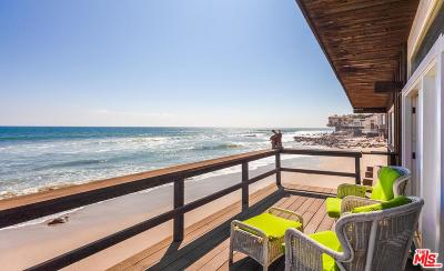 Malibu Single Family Home For Sale: 24246 Malibu Road