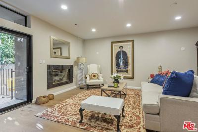 Beverly Hills Condo/Townhouse For Sale: 235 South Reeves Drive #105