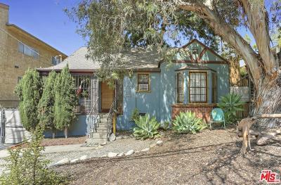 Single Family Home For Sale: 2353 Duane Street