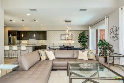 Palm Springs Single Family Home For Sale: 4365 Vantage Lane