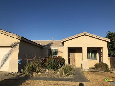 Indio Single Family Home For Sale: 47586 Stampede Trails
