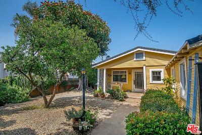 Los Angeles County Single Family Home For Sale: 901 North Orange Grove Avenue