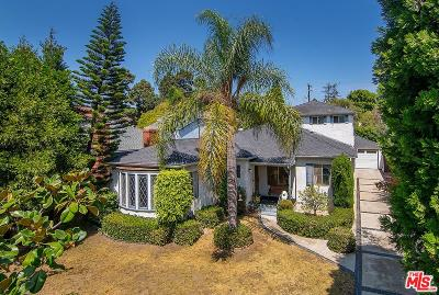 Santa Monica Single Family Home For Sale: 419 22nd Street