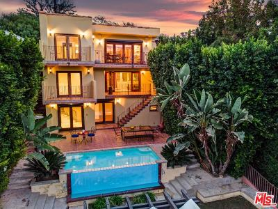 Studio City Single Family Home For Sale: 3801 Reklaw Drive