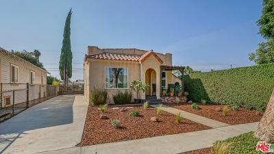 Single Family Home For Sale: 2331 Shoredale Avenue