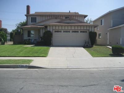 Compton Single Family Home For Sale: 834 East Darlan Street