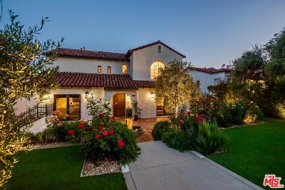 Los Angeles County Single Family Home For Sale: 4426 Cromwell Avenue
