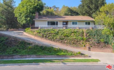 Los Angeles County Single Family Home For Sale: 23614 Neargate Drive