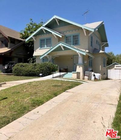 Single Family Home For Sale: 1221 South Windsor