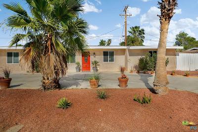 Palm Springs Single Family Home For Sale: 916 South Avenida Evelita