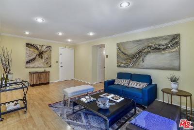 Encino Condo/Townhouse Sold: 5414 Newcastle Avenue #12