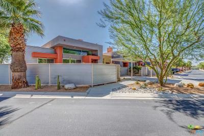 Palm Springs Condo/Townhouse For Sale: 3696 Sunburst