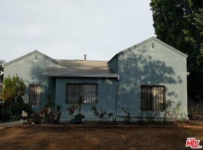 Single Family Home For Sale: 152 South Arden