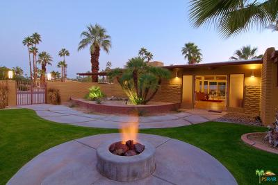 Palm Springs Single Family Home For Sale: 2291 East Terry Lane
