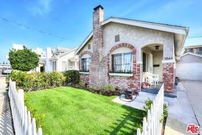 Single Family Home For Sale: 3844 Goldwyn Terrace